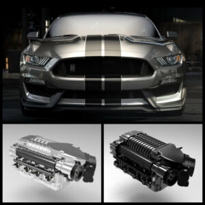 2015+ 2.9L Whipple Ford Mustang