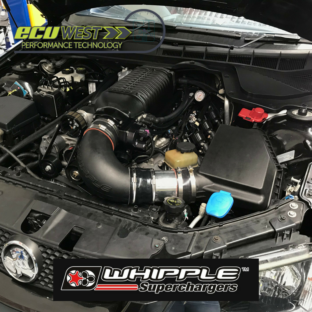 VE Commodore Supercharger Packages