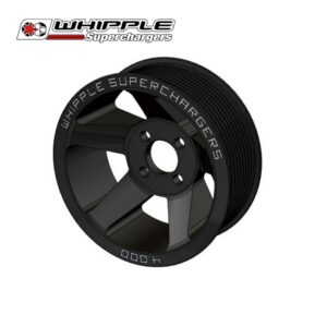 "2.75"" 8 RIB WHIPPLE SUPERCHARGER PULLEY"